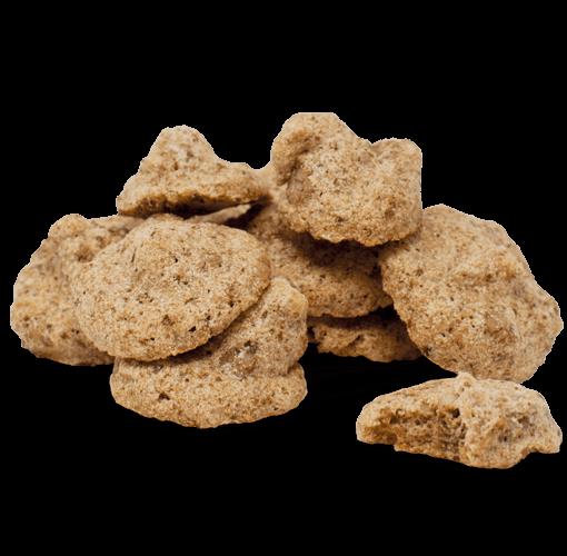 Biscotti nuvole di noci